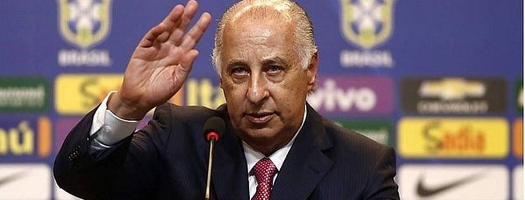 FIFA suspende al presidente del fútbol brasileño