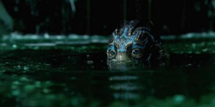 """""""La forma del agua""""; dura crítica a la criatura podrida que somos 1"""