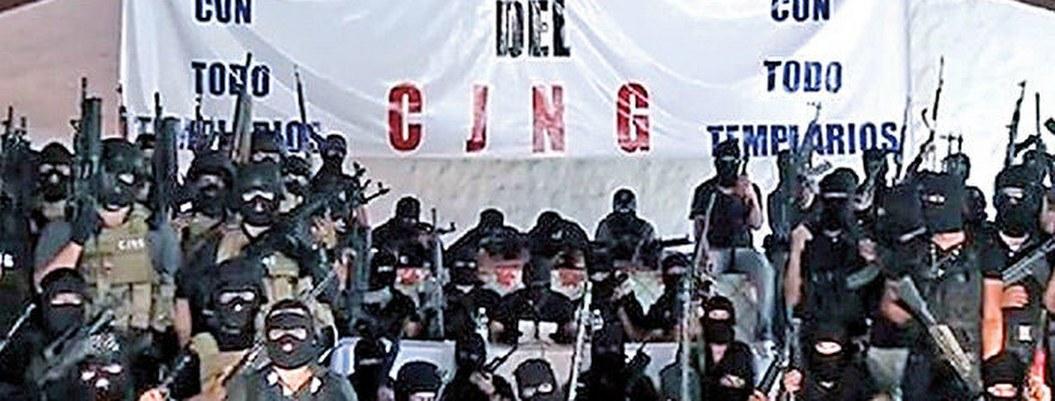 Ningún grupo criminal marcará la agenda del Gobierno de México: SSPC