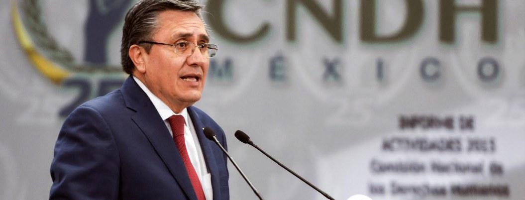 CNDH pide a Congreso información sobre normalistas asesinados en 2011
