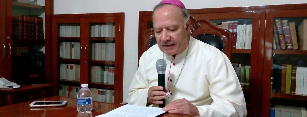 Arzobispo de Acapulco pide dar con responsables de rapto de Obtilia
