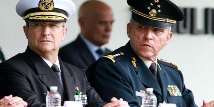 """""""Somos soldados, no criminales ni represores"""": Sedena y Marina 1"""