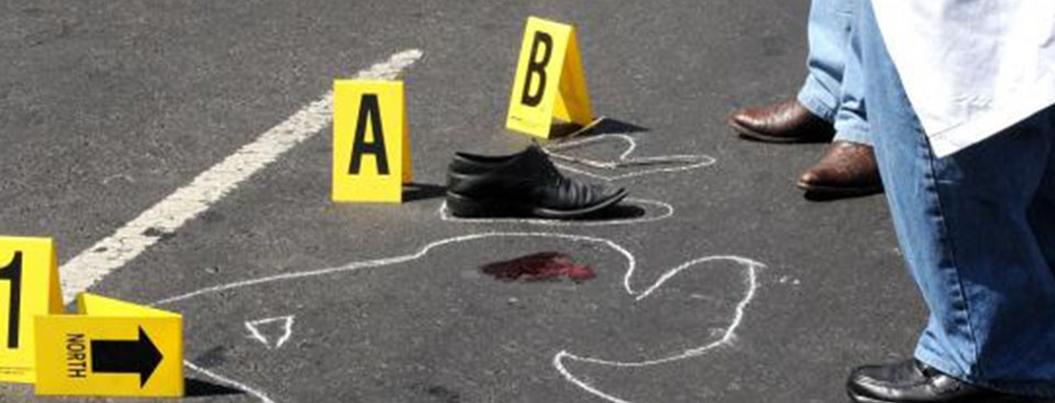 Homicidio aumentó en más de la mitad del país entre 2018 y 2019