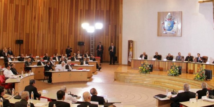 México ya no aguanta másrobo, opacidad y despilfarro: obispos 1