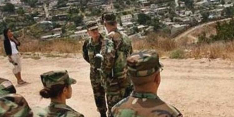 Trump manda más soldados a la frontera México-EU 1