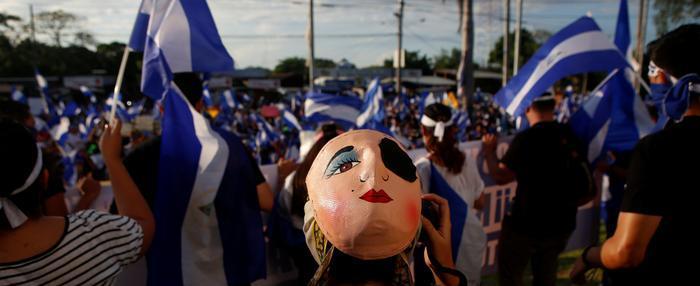 Gobierno de Nicaragua condena a más de 200 años de cárcel a opositores
