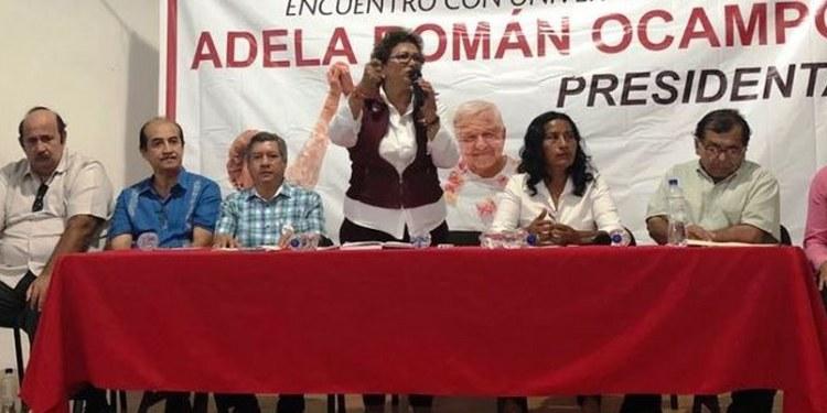 Candidata de Morena en Acapulco denuncia amenazas de gente armada 1