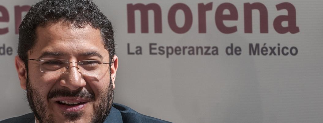 Martí Batres propondrá que se tipifique represión como delito 1