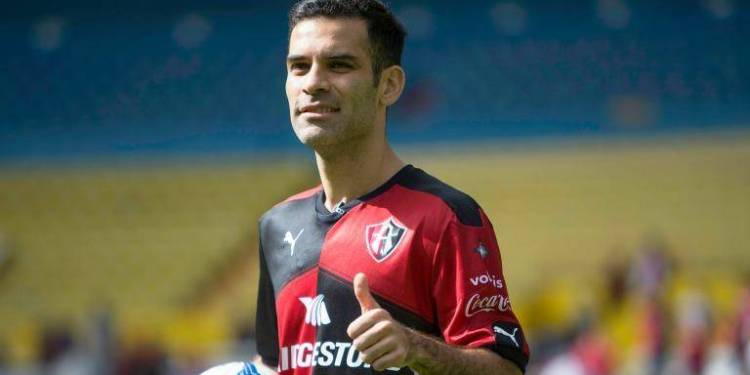 Marquéz será presidente del club Atlas 1