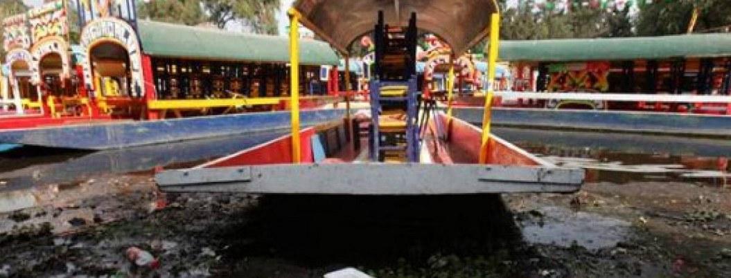 Turistas abandonan Xochimilco tras muerte de Chema; vistas caen 50%
