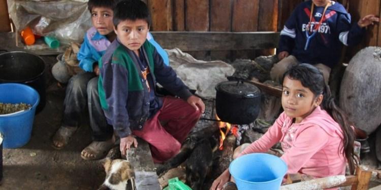 Desnutrición y pobreza, padecen niños de Guerrero 1