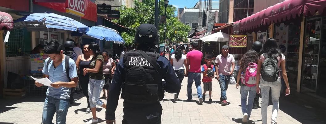 Negocios de Chilpancingo y Acapulco ofrecen ayuda a mujeres en peligro