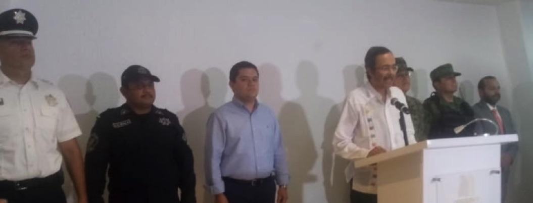 GCG confirma detención de secretario de Seguridad de Acapulco
