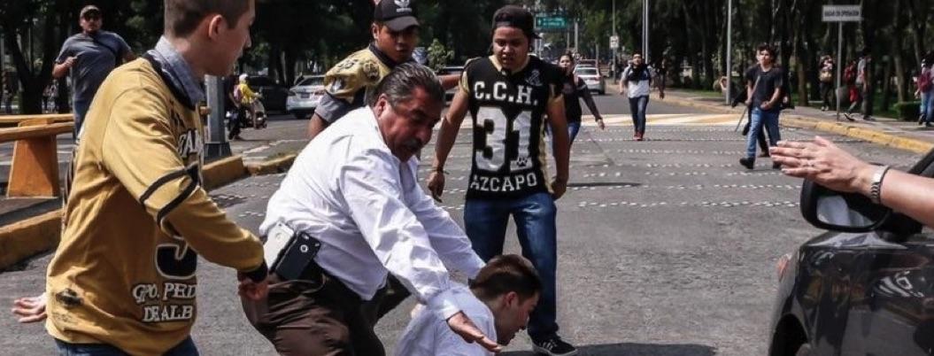 Detienen a otro presunto agresor de estudiantes en la UNAM; ya van 13
