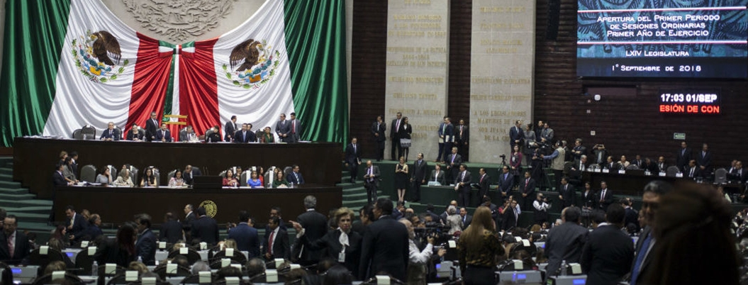 Mañana inicia desfile de secretarios ante legisladores por 6º Informe