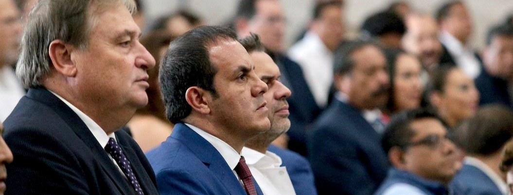 """""""Estoy furioso"""", dice Blanco sobre hechos de violencia en Cuernavaca"""