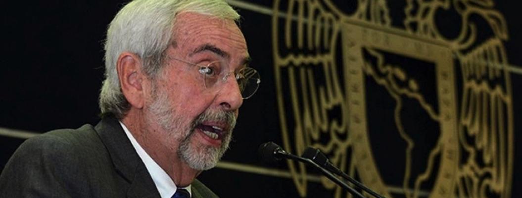Rector de la UNAM separa de su cargo a secretario por ataque en CU
