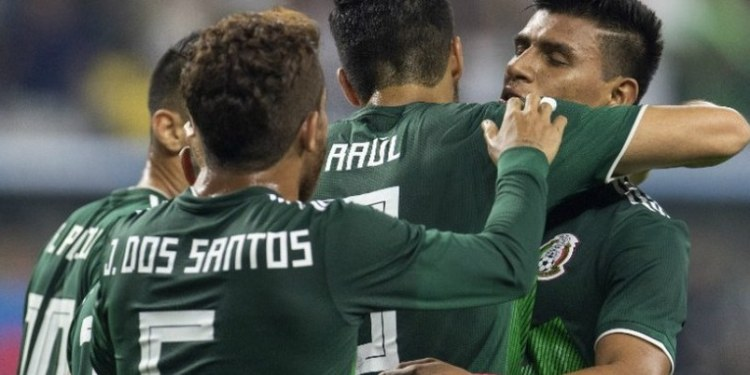 México y EU se enfrentarán mañana en amistoso 1