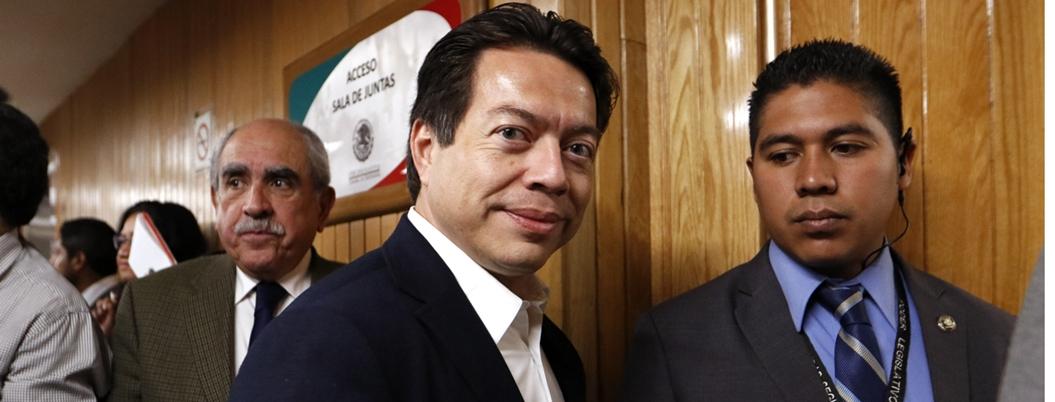 Mario Delgado arranca campaña rumbo a dirigencia de Morena