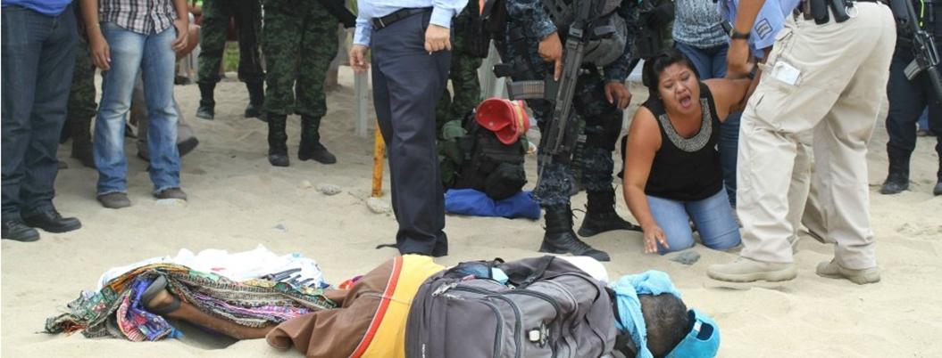 Guerrero es una zona de guerra donde no disminuyen los homicidios