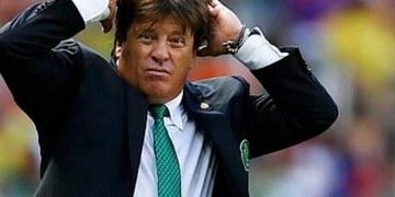 """""""Piojo"""" Herrera inconforme con lo que ha mostrado el América 11"""