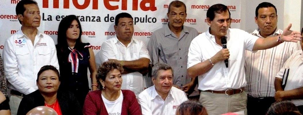 Adela gobernará Acapulco con saqueadores, amigos y familiares 3