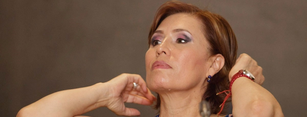 Rosario Robles prepara defensas legales para evitar caer en la cárcel