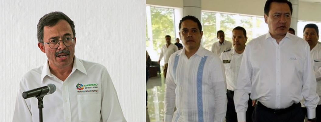 Chong y Heredia se negaron a investigar a la Policía de Acapulco