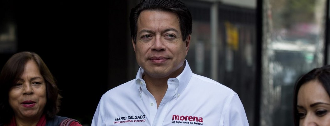 Mario Delgado deja en claro que Guardia Nacional será civil
