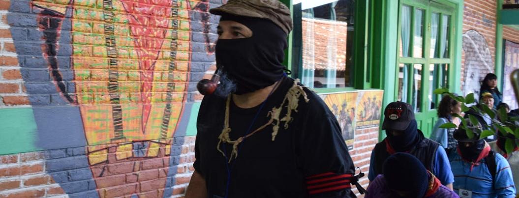 EZLN critica plan económico de AMLO ante embates globales