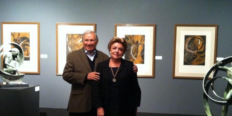 Gogy Farías cumple cuatro décadas en el mundo de las artes plásticas 1