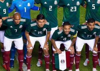 México cae un puesto en ranking de la FIFA tras de derrota contra Chile 8