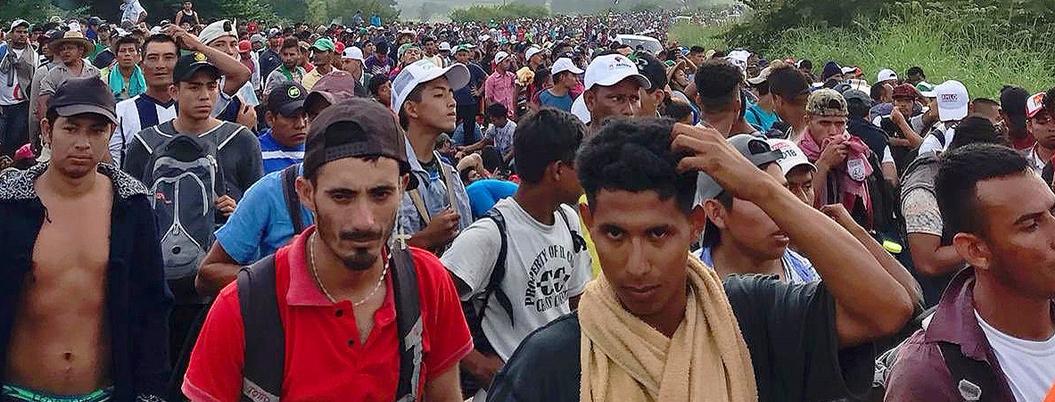 Migrantes prefieren quedarse en México que volver a la pobreza de sus países