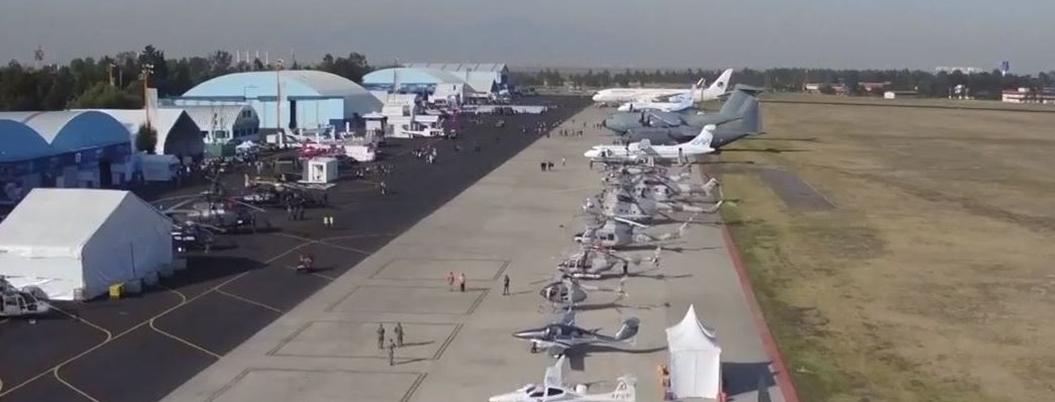 Tribunal rechaza frenar construcción del aeropuerto de Santa Lucía