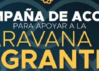 Abren Centro de Acopio para caravana migrante en la Ibero de Puebla 5