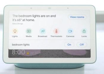 Google Home Hub, nuevo asistente personal para el hogar con pantalla 1