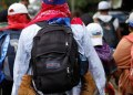 Nueva caravana de 2 mil salvadoreños huye de la pobreza rumbo a EU 10