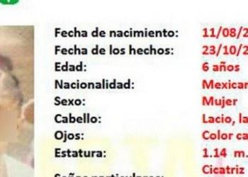 Localizan cadáver de niña de 6 años desaparecida en Puebla 2