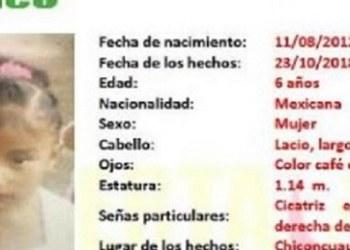 Activan Alerta Amber por niña de 6 años perdida en Puebla 4