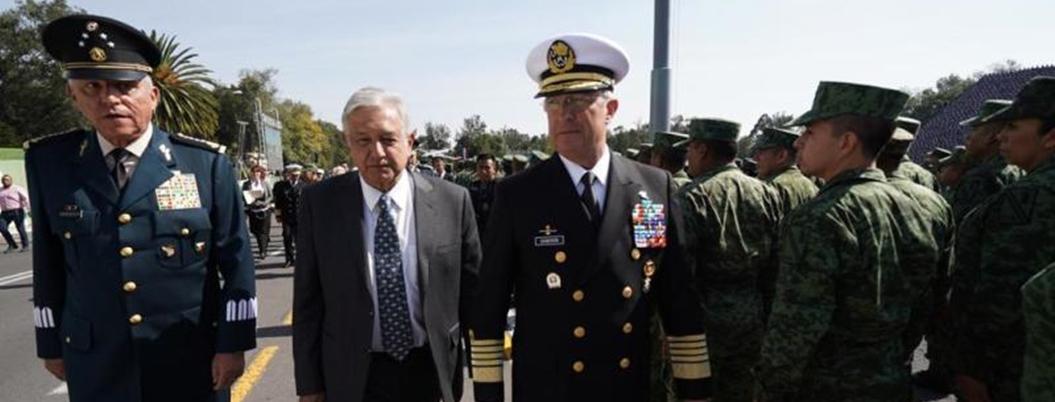 AMLO será Jefe Supremo de las Fuerzas Armadas esta noche