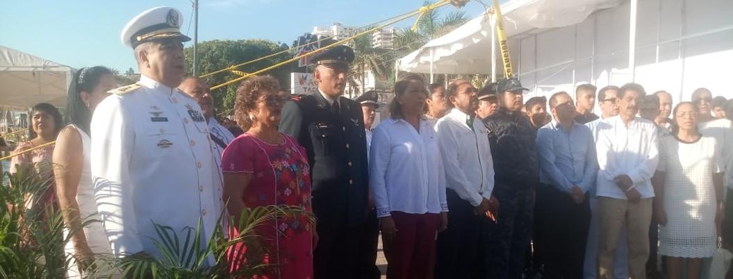 Adela presume supuesta baja de violencia en Acapulco desde que llegó