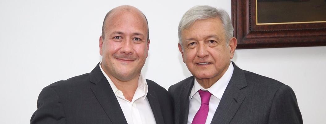 Gobernador de Jalisco no colaborará con AMLO, pero exige más presupuesto