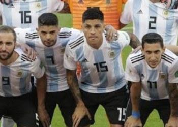 Argentina revela lista para enfrentar al Tri sin Messi 1