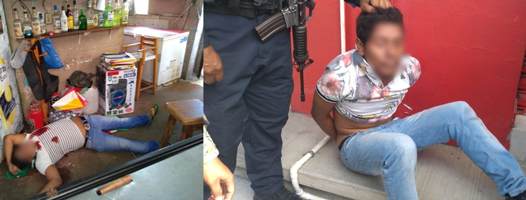 Asesinan a restaurantero; hieren a dos trabajadores en playa de Acapulco