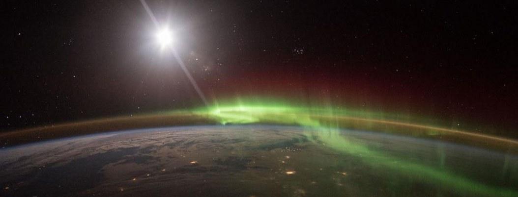 Auroras ayudan a científicos a estudiar inestabilidades en el espacio