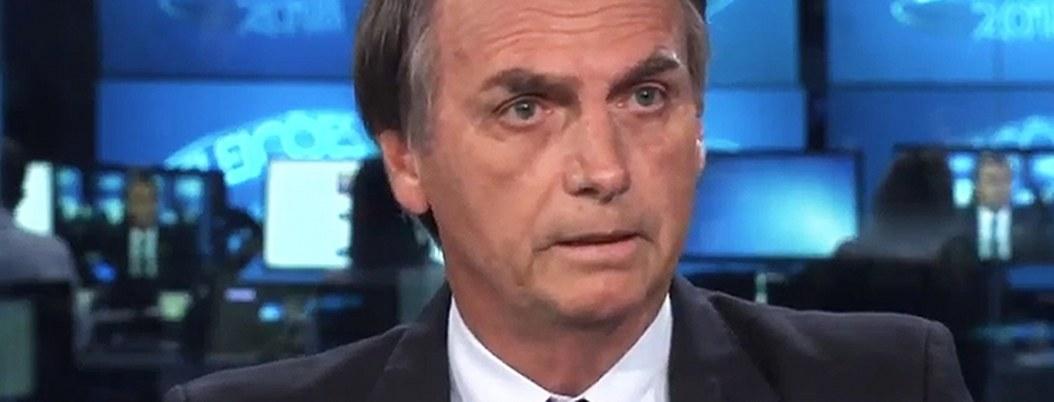 Autoridades indagan si empresas dieron servicio a campaña de Bolsonaro
