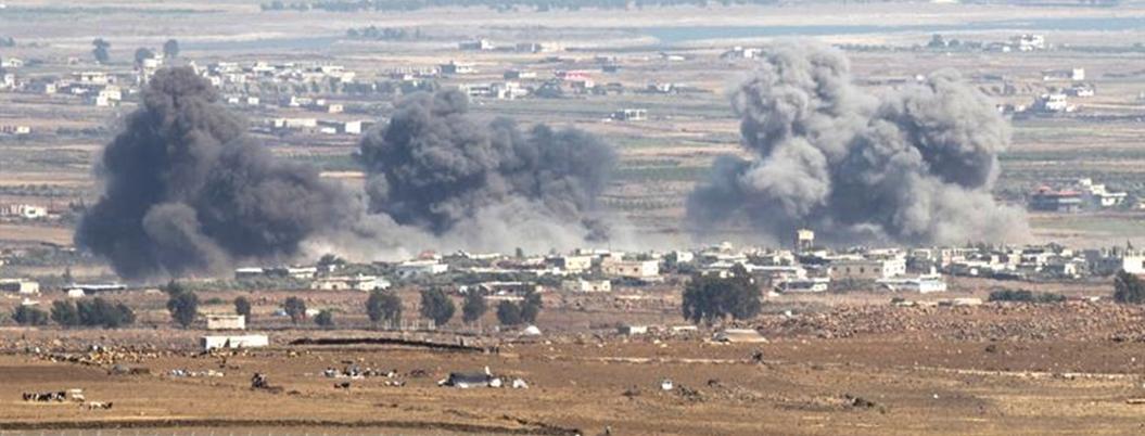 Fallecen 43 personas en un bombardeo de EU en Siria