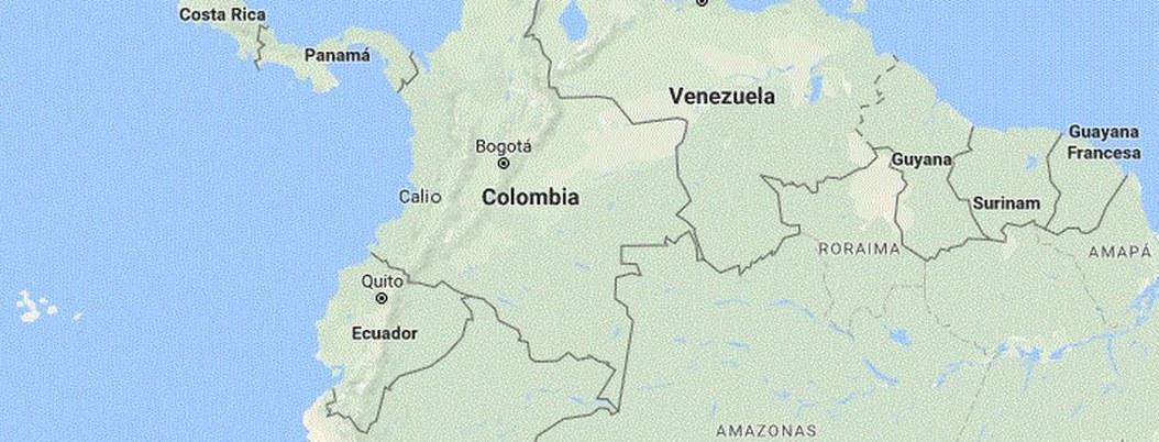 Sismo sacude el Caribe colombiano