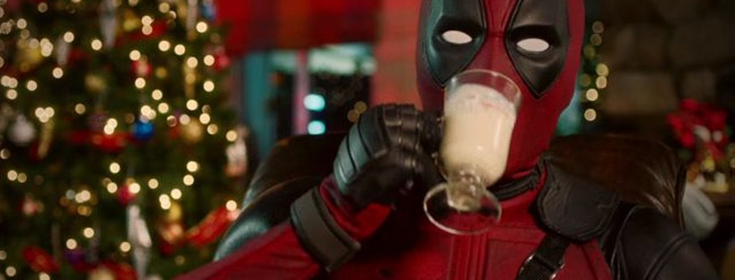 Fox estrena tráiler de la película navideña de Deadpool