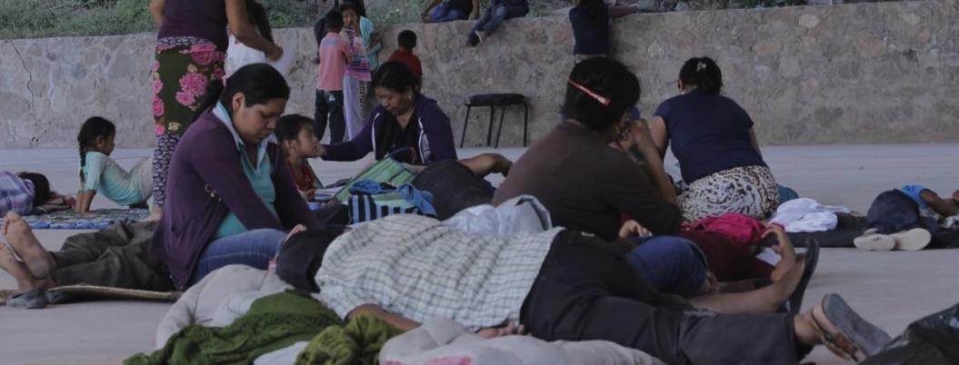 Caso de desplazados de Tlaltempanapa se está politizando: síndica